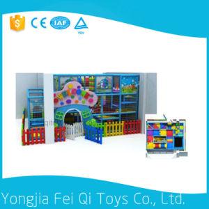 High Quality Popular Kids Plastic Indoor Playground Equipment pictures & photos