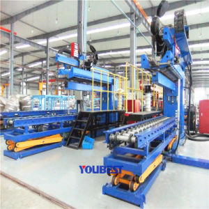Longitudinal Straight Seam Welding Machine for Heater Tank pictures & photos