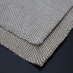 High Temperature Heat Resistant Heat Treated Heat Cleaned Fiberglass Fabric pictures & photos