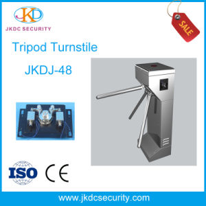 2016 Promotional Upright Tripod Turnstile Vertical Type Three Roller Turnstile pictures & photos