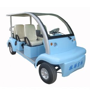 6 Seatselectric People Movers for Sale with Ce Certificate pictures & photos