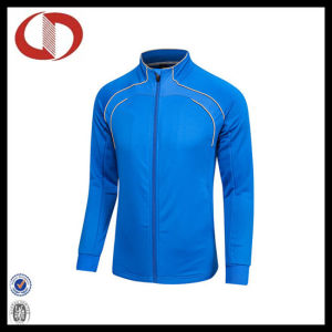 100% Polyester Fashion Sports Training Jacket for Men pictures & photos