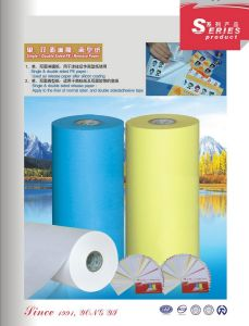 Release Paper for Single Side Label pictures & photos