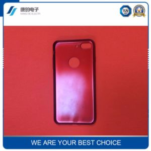 New Apple iPhone7 Mobile Phone Case Transparent Silicone iPhone 6s Plus Leather Case Ultra-Thin Drop Two-in-One iPhone Case pictures & photos
