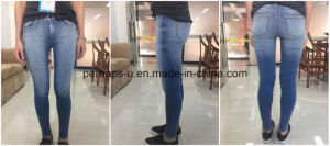 Factory Wholesale Customized High Quality Women Jeans pictures & photos