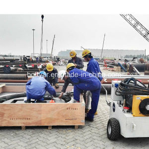 Od Mounted, Pipe Cutting and Beveling Machine with Electric Motor (SFM6072E) pictures & photos