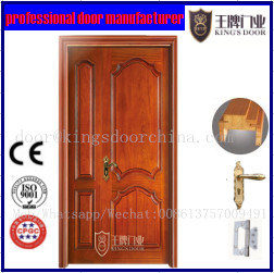 Wooden Mother and Son Door pictures & photos