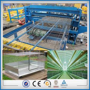Galvanized Steel Chicken Cage Welding Machine pictures & photos