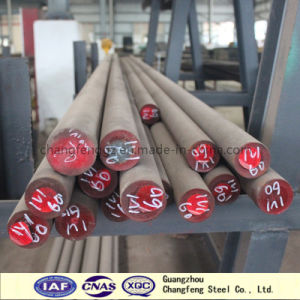 High Quality Could Work Mould Steel Round Bar O1, 1.2510, Sks3 pictures & photos
