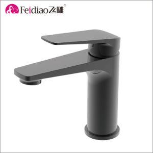 Hot Sale Good Quality Black Finish Single Handle Shower/Bath Faucet pictures & photos