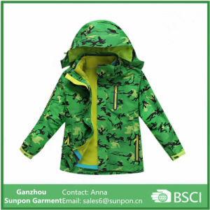 New Children Ski Jacket Winter Clothing Boys Girls Coat Jacket pictures & photos