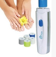 Pedegg Bare Nails Electronic Nail Care System - Buff & Shine Nails pictures & photos