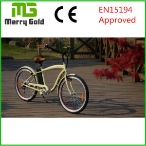 36V10ah Samsung Cell Lion Ebike Classic Cruiser 36V 250W Electric Bike pictures & photos