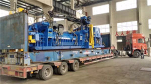 Automatic Mobile Steel Baler Machine pictures & photos