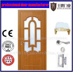 Bathroom Latest Design MDF Wood Decorative Panel Door pictures & photos