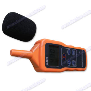 Sound Meter, Sound Level Meter, Noise Meter (SL4200) pictures & photos