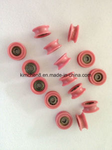 Customized Solid Ceramic Pulley with Bearing (KC105-C04) Od 21.5mm pictures & photos