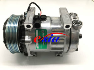 Auto Parts AC Compressor for Gen 2 709 6pk 123mm pictures & photos