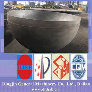 Sheets Fromed Carbon Steel Trailer Tank Hemispherical Heads pictures & photos