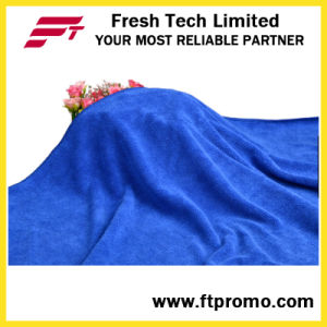 Promotional Gift 100% Microfiber Towel pictures & photos