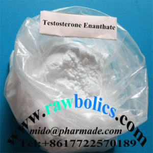 Anabolic Steroid Testosterone Enanthate for Bodybuilding pictures & photos