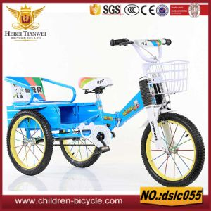with Front Basket and Bottle EVA/Air Tires Kids Tricycle pictures & photos