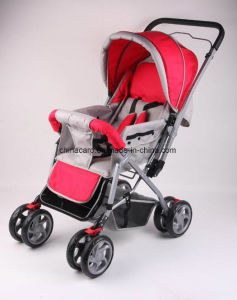 Large Seat Comfortable Baby Stroller with Ce Certificate (CA-BB255) pictures & photos