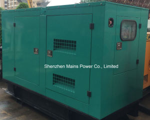 180kVA 144kw Deutz Standby Diesel Generator Enclosed Canopy Soundproof pictures & photos
