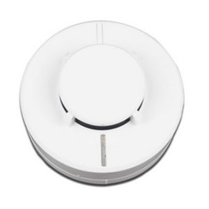 DC 24V Wired Smoke Detector for Fire pictures & photos