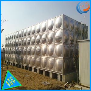 Stainless Steel Water Storage Tank Made in China pictures & photos