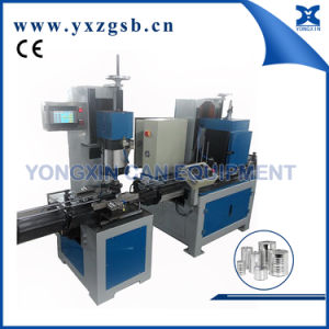 Fully Automatic Round Tinplate Metal Can Container Making Machine Equipment pictures & photos