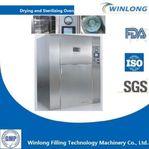 Glass Bottle/Vial Drying and Sterilizing Machine pictures & photos