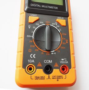 High Quality Nanjing Kehua Kh33c Digital Multimeter pictures & photos