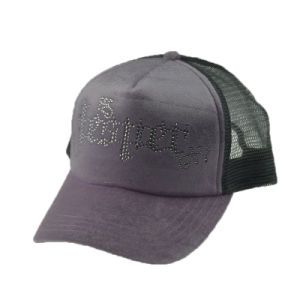 Custom Snapback Trucker Hat with Embroidery pictures & photos