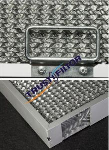 Rangehood Honeycomb Grease Filters for Commercial Kitchen Canopy 495 X 394 X 50 pictures & photos