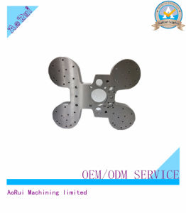 Rotating Base CNC Machining Parts Surface Grinder pictures & photos