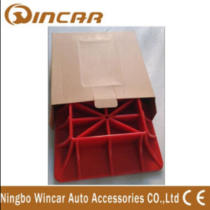 Red Color Recovery Farm Jack Base, 4X4 Accessories Base pictures & photos