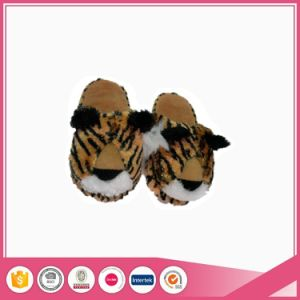 Kids Cute Tiger Character Animal Slippers pictures & photos