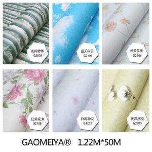 Home Garden PVC Wallpaper Decoration Materials pictures & photos