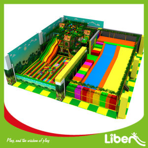 TUV Approved Large Indoor Bounce Trampoline Park Builder pictures & photos