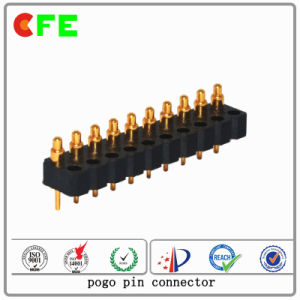 Double Row 10pin Hight Current Spring Loaded Contact Pins pictures & photos