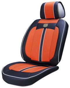 Car Seat Cover 3D Viscose Fabric Ice Silk pictures & photos