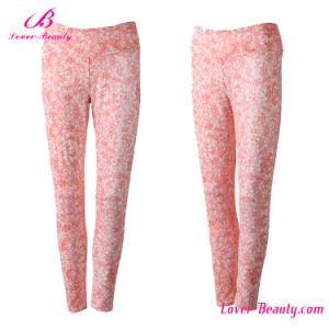 Factory Price Printing Stretch Women Legging pictures & photos
