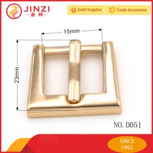 High Quality Metal Pin Buckle/Hot Selling Pin Buckle/Pin Belt Buckle for Handbags pictures & photos