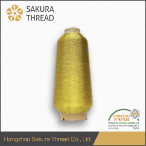 High Quality Metallic Thread for Chevron pictures & photos