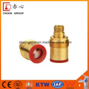 Plastic Ceramic Cartridge Brass Handle pictures & photos