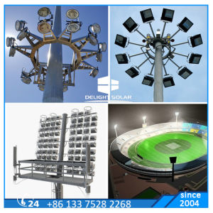 Metal Halide Lamp Moving Lifting System Outdoor Lighting High Mast pictures & photos