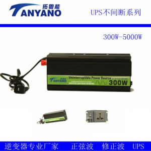 Tanyano DC12V 300W Home Battery Inverter with UPS&Charger pictures & photos