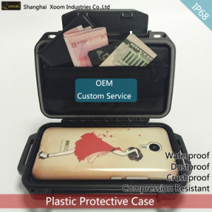 IP68 Waterproof Box with DIY Separation Plastic Waterproof Case Smartphone Case pictures & photos