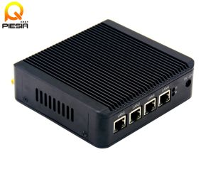 4 Ethernet LAN Port Embedded Industrial Network Router Mini PC pictures & photos